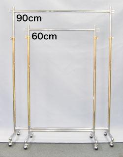 プロS900,プロS600ハンガーラック比較写真